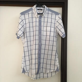 ワイシャツ 半袖 オリヒロ