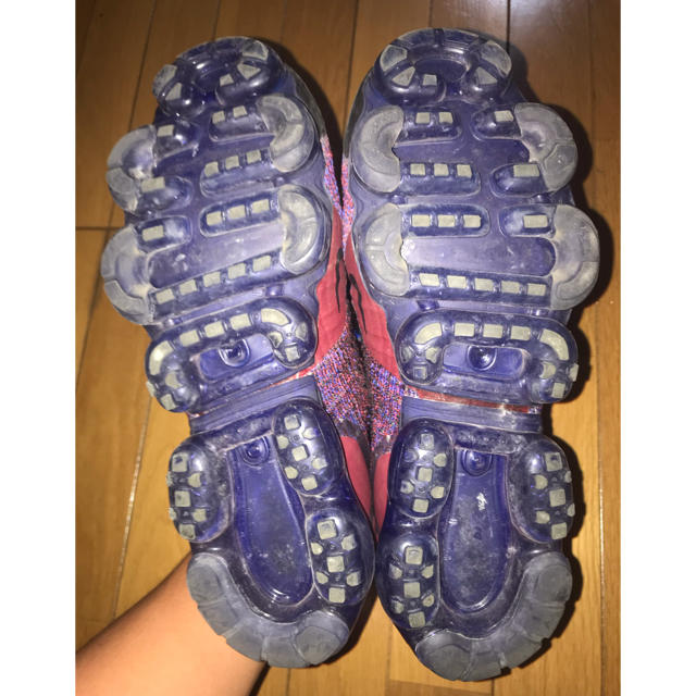 NIKE(ナイキ)のNIKE AIR VAPORMAX FLYKNIT メンズの靴/シューズ(スニーカー)の商品写真