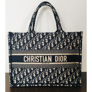 クリスチャンディオール(Christian Dior)の正規品♡DIOR ブックトート ミニ♡(トートバッグ)