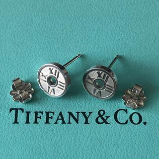 Tiffany & Co. - ティファニー アトラス ピアス