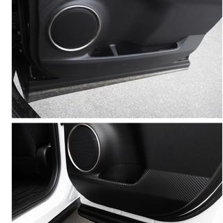 【第二弾!!新製品】レクサス NX専用!らくらくエア抜きカーボンシールド最高品質(車内アクセサリ)