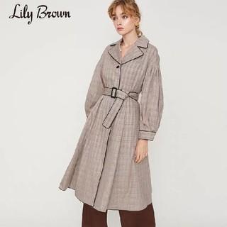 リリーブラウン(Lily Brown)の☆彡大人気☆ LilyBrown2019秋冬新製品レザーコート(その他)
