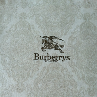 バーバリー(BURBERRY)の新品・シーツ バーバリー(シーツ/カバー)