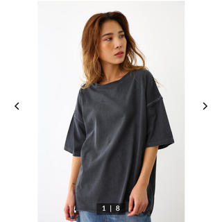 ロデオクラウンズワイドボウル(RODEO CROWNS WIDE BOWL)の新品未使用 ヴィンテージBIG Tシャツ(Tシャツ(半袖/袖なし))