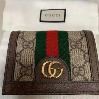 Gucci - GUCCI グッチ 財布 二つ折り財布