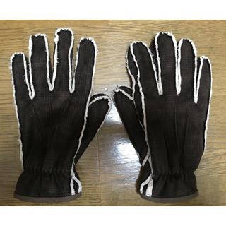 ユニクロ(UNIQLO)のユニクロ メンズ手袋(手袋)