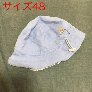 ミキハウス(mikihouse)の帽子(帽子)