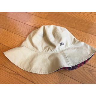 バーバリーブルーレーベル(BURBERRY BLUE LABEL)のBurberryブルーレベール帽子(ハット)