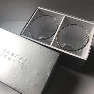 BARNEYS NEW YORK - BARNEYS NEWYORK ペアグラス