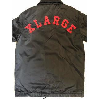 エクストララージ(XLARGE)のX-LARGE エクストララージ COACHE JACKET コーチジャケット(ナイロンジャケット)
