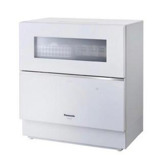 パナソニック(Panasonic)のPanasonic NP-TZ200-W 食器洗い乾燥機 新品未開封パナソニック(食器洗い機/乾燥機)