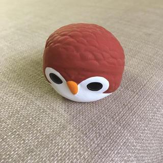 ムジルシリョウヒン(MUJI (無印良品))の無印 福缶 2018 フクロウの縁起物(置物)