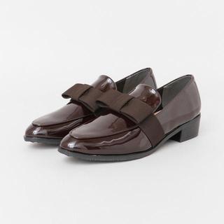 アーバンリサーチ(URBAN RESEARCH)の新品 RODE SKO  アーバンリサーチ HELGA リボンローファー(ローファー/革靴)