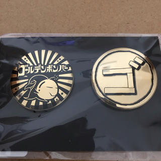 ゴールデンリトリバー(Golden Retriever)のゴールデンボンバー全国ツアー地方民〜2019 メタル缶バッジセット(ミュージシャン)