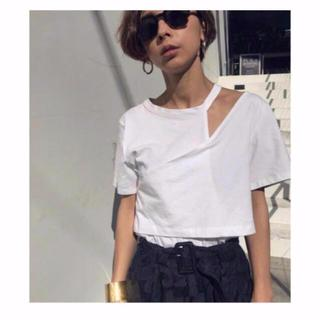 アメリヴィンテージ(Ameri VINTAGE)のMY ELABORATE TEE Ameri VINTAGE 新品 ホワイト(Tシャツ(半袖/袖なし))
