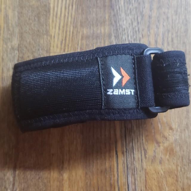 ZAMST(ザムスト)のかんぱちさん専用!!ザムスト サポーター腕用(肘) スポーツ/アウトドアのトレーニング/エクササイズ(トレーニング用品)の商品写真