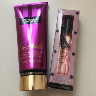 ヴィクトリアズシークレット(Victoria's Secret)のヴィクトリアズシークレット ボディクリーム&香水(ボディクリーム)