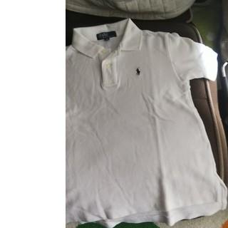 ポロラルフローレン(POLO RALPH LAUREN)のラルフローレン 鹿の子ポロシャツ120(ブラウス)