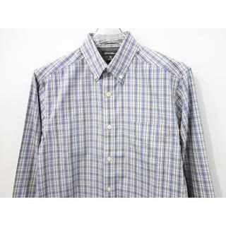 エディーバウアー(Eddie Bauer)の新品 定価6900円 Eddie Bauer チェック ボタンダウン シャツ(シャツ)