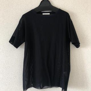 トゥモローランド(TOMORROWLAND)のギャルリーヴィー シースルーTシャツ(Tシャツ(半袖/袖なし))