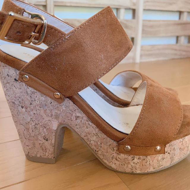 one*way(ワンウェイ)のone way サンダル レディースの靴/シューズ(サンダル)の商品写真
