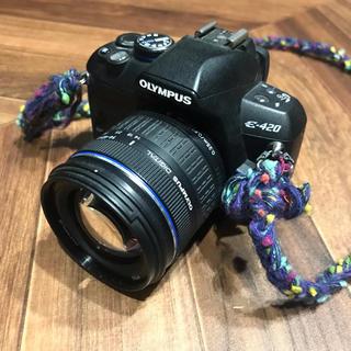 オリンパス(OLYMPUS)のOLYMPUS E420 一眼 カメラ(デジタル一眼)
