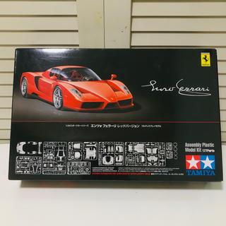 フェラーリ(Ferrari)のタミヤ模型 フェラーリ エンツォ 1/24 ferrari ENZO プラモデル(模型/プラモデル)