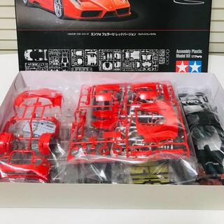 Ferrari - タミヤ模型 フェラーリ エンツォ 1/24 ferrari ENZO プラモデル