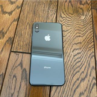 Apple - 【美品】iPhone XS MAX 256GB  simフリーおまけ付き