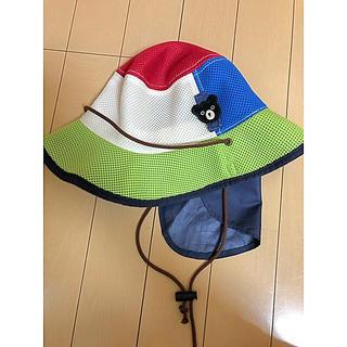 ミキハウス(mikihouse)のミキハウス ダブルビー  帽子(帽子)
