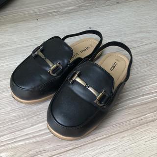 プティマイン(petit main)のプティマイン 19センチ 靴(サンダル)