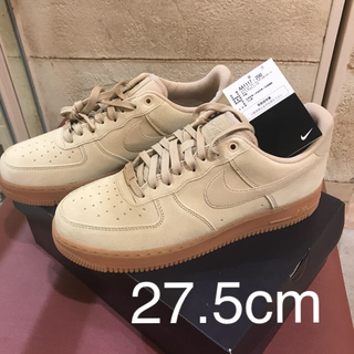 NIKE - NIKE AIR FORCE1 '07 LV8 SUEDE 27.5cm