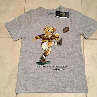 ポロラルフローレン(POLO RALPH LAUREN)のポロラルフローレンラグビーベアW杯 M10-12T150cm Tシャツ新品送料込(Tシャツ/カットソー)
