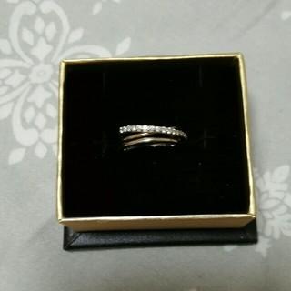 K18 ダイヤモンド リング