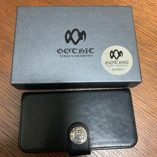 ヨウジヤマモト(Yohji Yamamoto)のGothic yohji Yamamoto iPhone 6 case (iPhoneケース)
