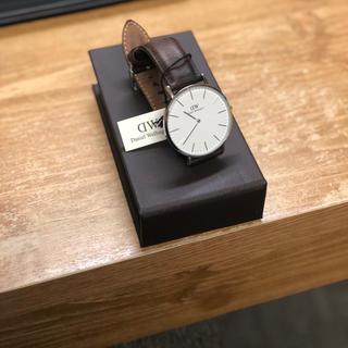 ダニエルウェリントン(Daniel Wellington)のダニエルウェリントン(DW)40mm 腕時計(腕時計(アナログ))