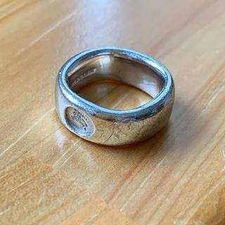 バーバリー(BURBERRY)のBurberry シルバーリング(リング(指輪))