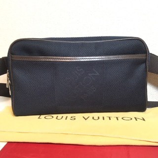 LOUIS VUITTON - ルイヴィトン ジェアン アクロバット ウエストバッグ
