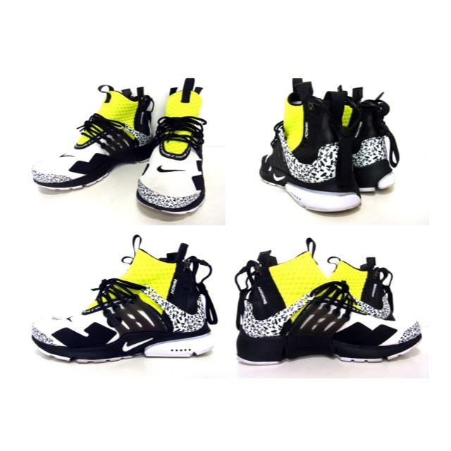 NIKE(ナイキ)のナイキ■AIR PRESTOエアプレストアクロニウム スニーカー メンズの靴/シューズ(スニーカー)の商品写真