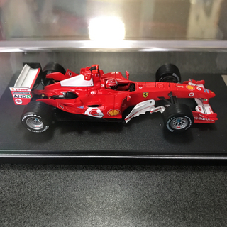 Ferrari - ルックスマート 1/43 フェラーリ F2004 M.シューマッハ