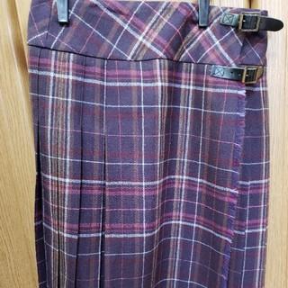 ローラアシュレイ(LAURA ASHLEY)のスカート(ひざ丈スカート)