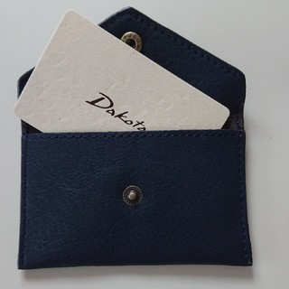 ダコタ(Dakota)のダコタ 本革カードケース(その他)