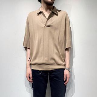 サンシー(SUNSEA)の SUNSEA harinuki poro (ポロシャツ)
