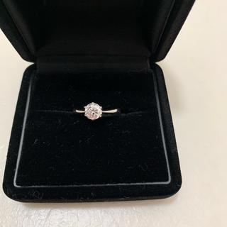 タイムセール 1カラット ダイヤモンドリング 11号(リング(指輪))