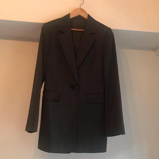 シンゾーン(Shinzone)のマイ様専用 シンゾーン  ジャケット グレー サイズ36(テーラードジャケット)