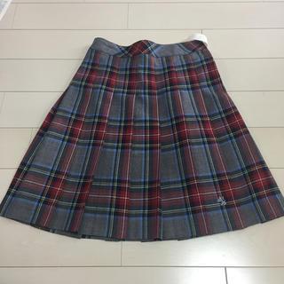 ザスコッチハウス(THE SCOTCH HOUSE)のTHE  SCOTCH  HOUSE  女児チェックプリーツスカート(スカート)