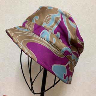 フェンディ(FENDI)の美品 フェンディ 帽子(ハット)