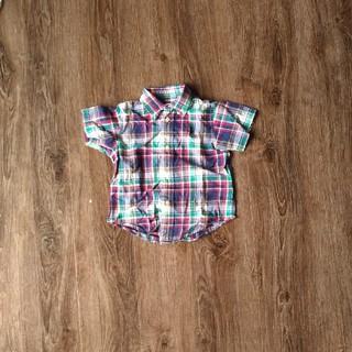 ポロラルフローレン(POLO RALPH LAUREN)のラルフローレン 90  半袖シャツ(Tシャツ/カットソー)