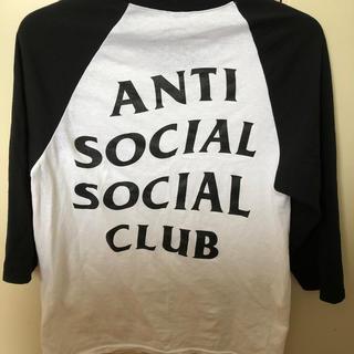 アンチ(ANTI)のANTISOCIALSOCIALCLUB(Tシャツ/カットソー(半袖/袖なし))