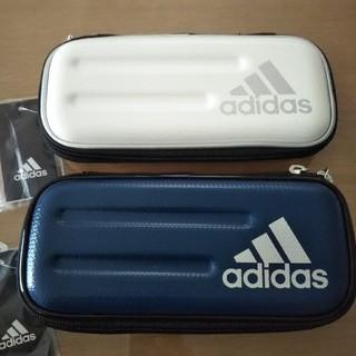 adidas - 新品 アディダスペンケース 2個セット
